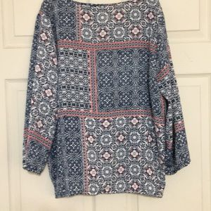 new directions Tops - Ladies blouse Large